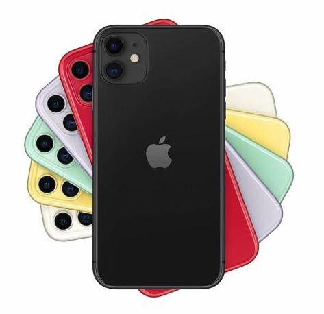 Bild zu Apple Iphone 11 64GB für 679€ (VG: 729€)