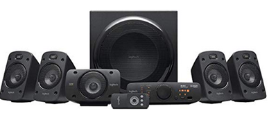 Bild zu Logitech Z906 (500W RMS, THX Dolby Digital 5.1, DTS Digital) für 170,48€ (VG: 232,99€)