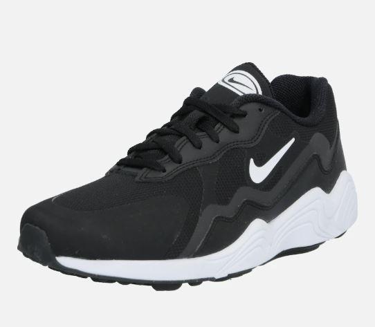 Bild zu NIKE Sneaker 'ALPHA LITE' (schwarz weiß) für 37,74€ (VG: 63,90€)