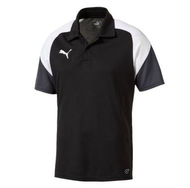 Bild zu Puma Esito 4 – Herren Polo Shirt T-Shirt (schwarz/weiß) für 9,99€ inklusive Versand