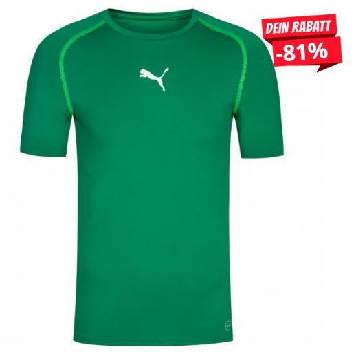 Bild zu PUMA TB Herren Kompressions Shirt (Funktionsshirt) für 9,50€ (VG: 15,99€)