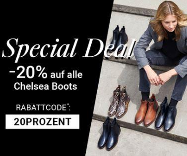 Bild zu Roland Boots Special: 20% auf alle Chelsea-Boots im Shop inklusive reduzierter Artikel