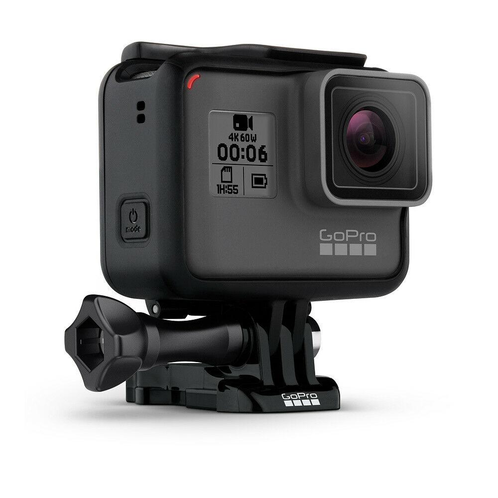 Bild zu [Refurbished] 4K Action-Kamera GoPro Hero 6 Black für 179,90€ (Vergleich: 227,99€)