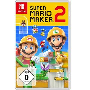Bild zu Switch Super Mario Maker 2 [Nintendo Switch] für 39,99€ (Vergleich: 46,99€)