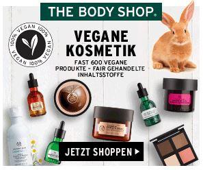 Bild zu The Body Shop: 25% Rabatt exklusiv für Love Your Body-Clubmitglieder