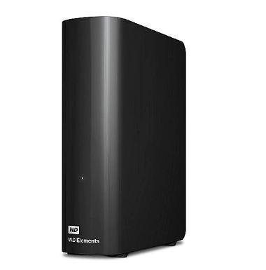Bild zu WD Elements™ Desktop 6 TB HDD für 99€ (VG: 126,90€)