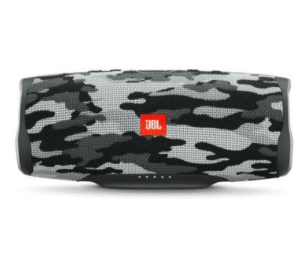 Bild zu JBLCharge 4 White Camouflage Bluetooth Lautsprecher für 99€ (VG: 137€)