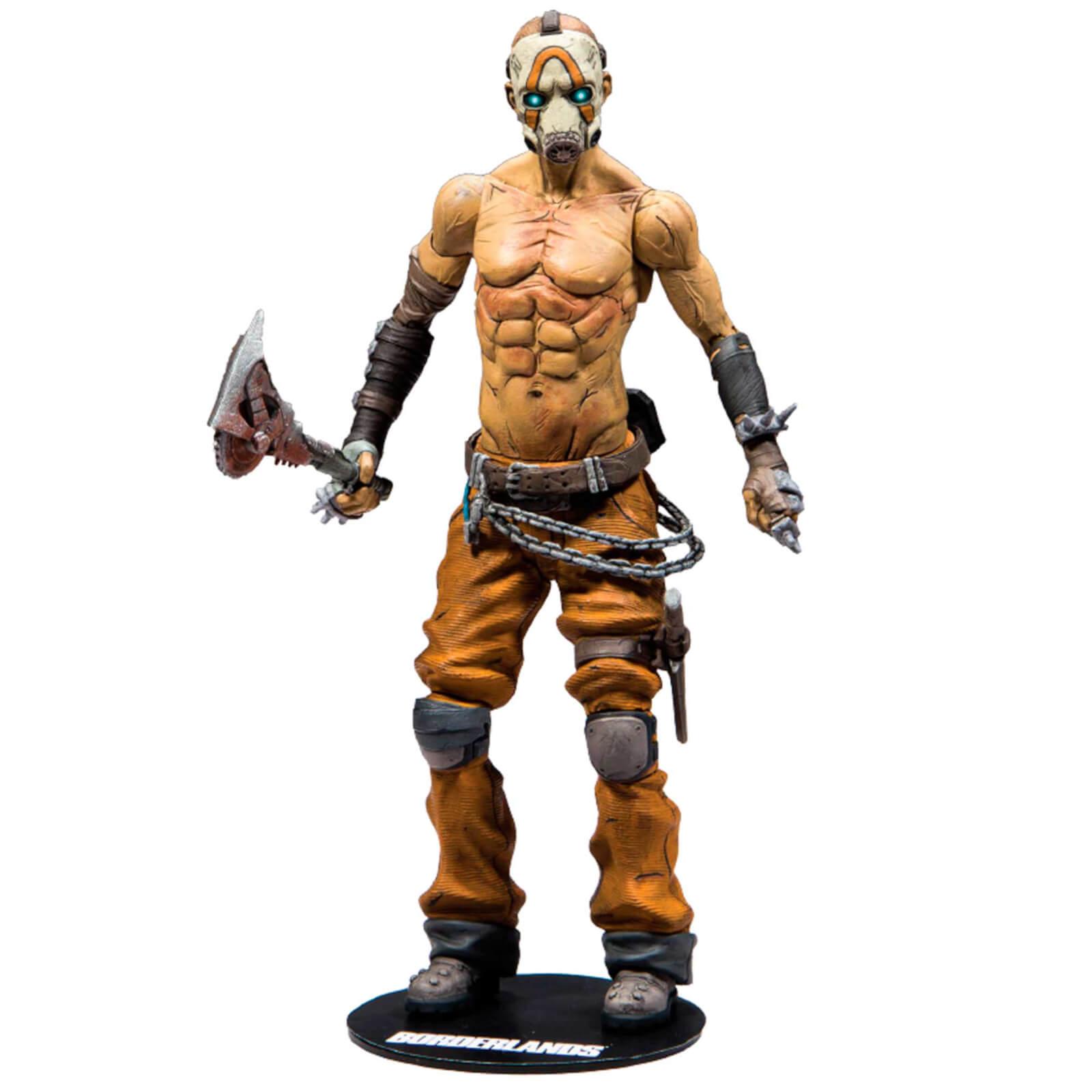 Bild zu Mcfarlane Borderlands – Psycho Actionfigur (ca. 18 cm) für 16,48€ (VG: 25,99€)