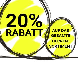 Bild zu Gebrüder Götz: 20% Rabatt auf das gesamte Herren-Sortiment
