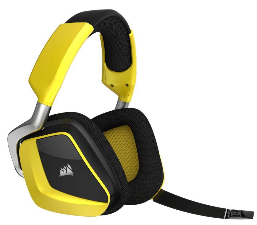 Bild zu [neuwertig] Corsair Gaming VOID PRO Wireless SE, Headset für 61,89€ (VG: 130,47€ für Neuware)