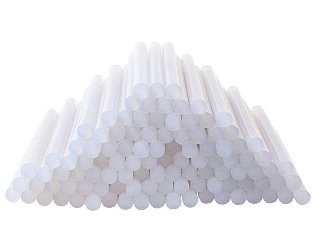 Bild zu wolketon Heißklebesticks /-patronen (Ø11 mm, Transparent) in Mengen von 55 bis 550 Stück mit 30% Rabatt.
