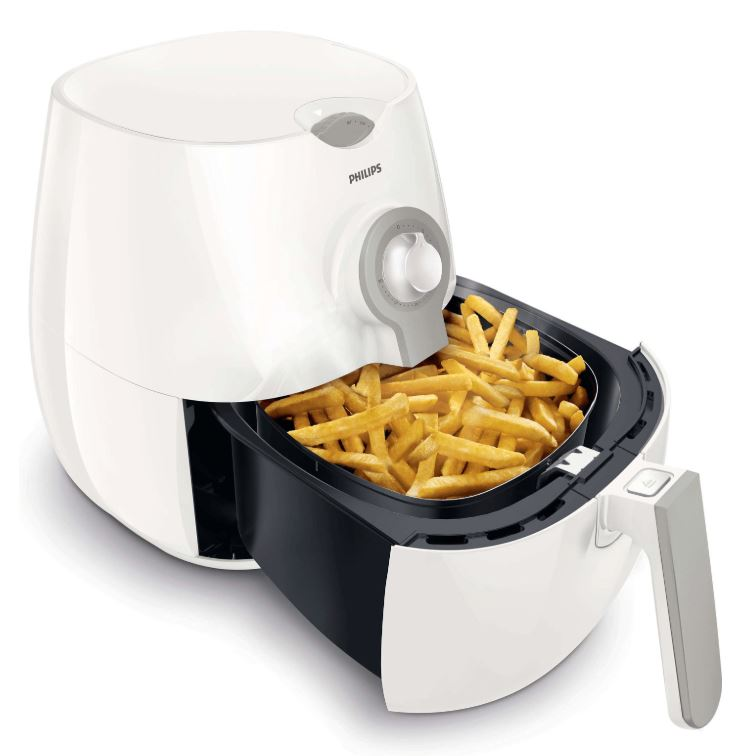 Bild zu PHILIPS Daily Collection Airfryer HD9216/80 Heißluftfritteuse 1425 Watt für 59,99€ (VG: 116,32€)