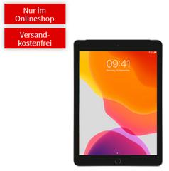 Bild zu APPLE iPad 10,2″ Wi-Fi + Cellular für 49€ mit 10GB o2 LTE Datenflat (nach den 10GB mit 1Mbit/s) für 19,99€/Monat