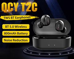 Bild zu Xiaomi QCY T2C Dual V5.0 Drahtlose mini Kopfhörer für 19,79€