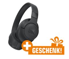 Bild zu JBL Tune750BT Over-ear Kopfhörer + JBL Live 200 BT In-ear Kopfhörer für 99€ (Vergleich: 194,98€)