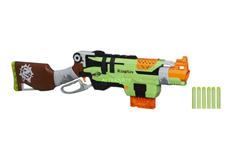 "Bild zu Hasbro Nerf ""Zombie"" N-Strike Elite Slingfire Blaster + Nerf MicroShots StrongArm für 20,98€"