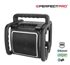 Bild zu PerfectPro Bluebull BT-Baustellenlautsprecher für 119,95€ (Vergleich: 184,99€)