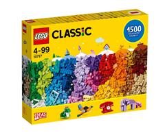 Bild zu LEGO Classic 10717 Extragroße Steinebox für 49,99€