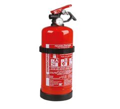 Bild zu Unitec Feuerlöscher 1 kg für 11,99€