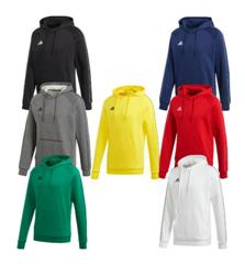 Bild zu adidas Performance Core 18 Herren Kapuzensweatshirts für je 17,47€ (Vergleich: 21,95€)