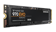 Bild zu Samsung 970 EVO 500GB  Solid State Drive für 84,90€ (Vergleich: 100,75€)