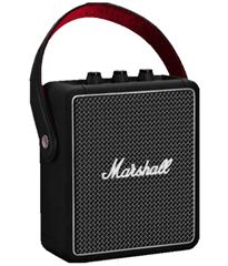 Bild zu MARSHALL Stockwell II Schwarz Bluetooth Lautsprecher für 99€ (VG: 149€)