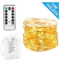 Bild zu AGM Lichterketten in versch. Ausführungen (20-300 LEDs) ab 3,99€