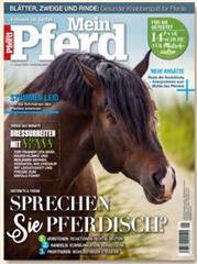"""Bild zu Schnupperabo für 6 Monate (6 Ausgaben) """"Mein Pferd"""" für 32,40€ inkl. 35€ BestChoice Gutschein"""
