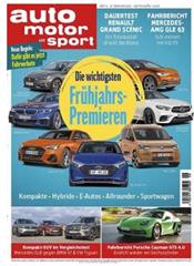 """Bild zu Jahresabo der Zeitschrift """"Auto Motor Sport"""" für 99,60€ + 90€ Prämie für den Werber"""