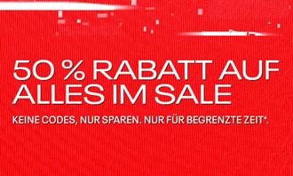 Bild zu Reebok: 50% Rabatt auf alles im Sale + kostenlose Lieferung
