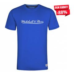 Bild zu Mitchell & Ness Tailored Herren T-Shirt für 3,40€ zzgl. 3,95€ Versand (Vergleich: 22,43€)