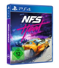 Bild zu Need for Speed Heat [PlayStation 4] für 31,99€ (Vergleich: 43,39€)