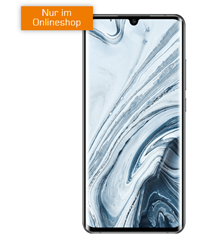 Bild zu [Knaller – wieder da] XIAOMI Mi Note 10 Pro für 1€ mit 3GB LTE Datenflat + Sprach & SMS-Flat im o2 Netz für 14,99€/Monat