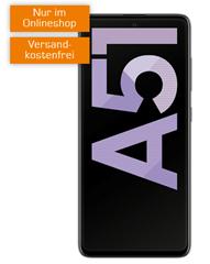 Bild zu SAMSUNG Galaxy A51 für 49€ mit 3GB LTE Datenflat + Sprach- & SMS-Flat im o2 Netz für 9,99€/Monat