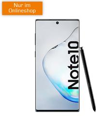 Bild zu SAMSUNG Galaxy Note10 für 1€ mit 6GB LTE Datenflat und Sprachflat im Telekom Netz für 26,99€/Monat