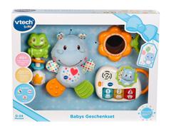 Bild zu Vtech Babys Geschenkset 4-teilig für 11,98€ (Vergleich: 19,99€)