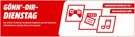"""Bild zu MediaMarkt """"Gönn dir Dienstag"""", so z.B. INTENSO Speed Line USB-Stick (128 GB) für 11€ (Vergleich: 17,48€)"""