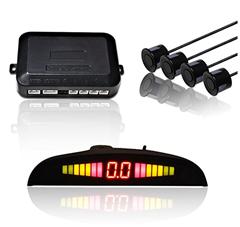 Bild zu Hengda Einparkhilfe  + LED Farb Display (4 Sensoren) für 10,70€