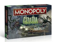 Bild zu Monopoly Cthulhu Gesellschaftsspiel für 24,94€