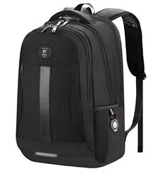 Bild zu Rucksack mit Laptop Fach bis zu 15,6-Zoll (Anti-Diebstahl, USB-Lade-/Kopfhöreranschluss, wasserdicht) für 12,39€