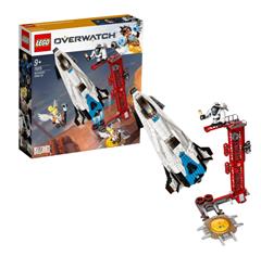 Bild zu LEGO Overwatch – Watchpoint: Gibraltar (75975) für 49,99€ (Vergleich: 67,28€)