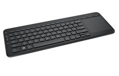 Bild zu MICROSOFT All-in-One Tastatur für 25,99€ (Vergleich: 34,08€)