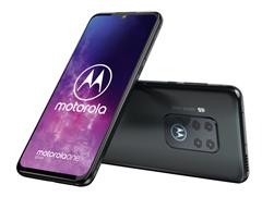 Bild zu [schnell – nur bis 14 Uhr] MOTOROLA One Zoom 128 GB Baltic Grey Dual SIM für 222€ (Vergleich: 319,92€)