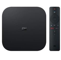Bild zu Xiaomi Mi Box S, 4K, HDMI, Dolby Audio, Netzwerkplayer inkl. Fernbedienung, integriertes Chromecast für 52,57€