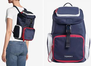 Bild zu Tommy Hilfiger Damen Rucksack für 65,40€ (VG: 109€)