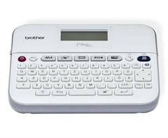 Bild zu Brother P-touch D400VP Beschriftungsgerät (180dpi, 20mm/sek., 3,5 – 18mm TZe-Schriftbänder) für 24,90€ (Vergleich: 33,30€)