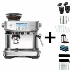 Bild zu Sage The Barista Pro Espresso Maschine Siebträger Edelstahl inkl. Barista Pack für 539,90€ (VG: 816,46€)