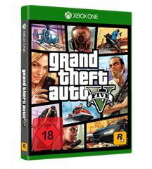 Bild zu GTA 5 – Grand Theft Auto V – [Xbox One] für 12€ (Vergleich: 27,03€)