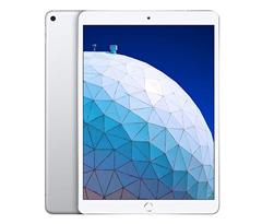 Bild zu Apple iPad Air (10,5″, Wi-Fi + Cellular, 256 GB)–Silber für 649,49€ (VG: 769€)