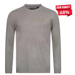 Bild zu BRAVE SOUL Einstein Herren Sweatshirt für je 6,66€ zzgl. 3,95€ Versand (Vergleich: 20,73€)